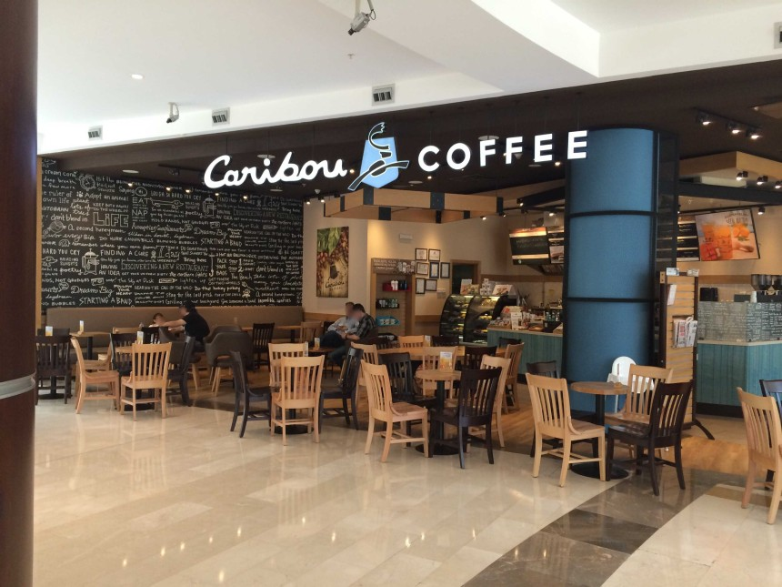 İstinye Park Caribou Coffee